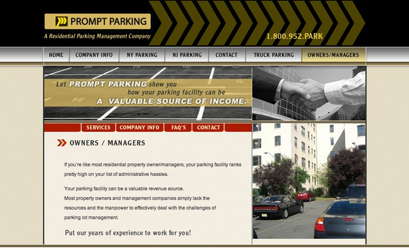 Prompt Parking Services
