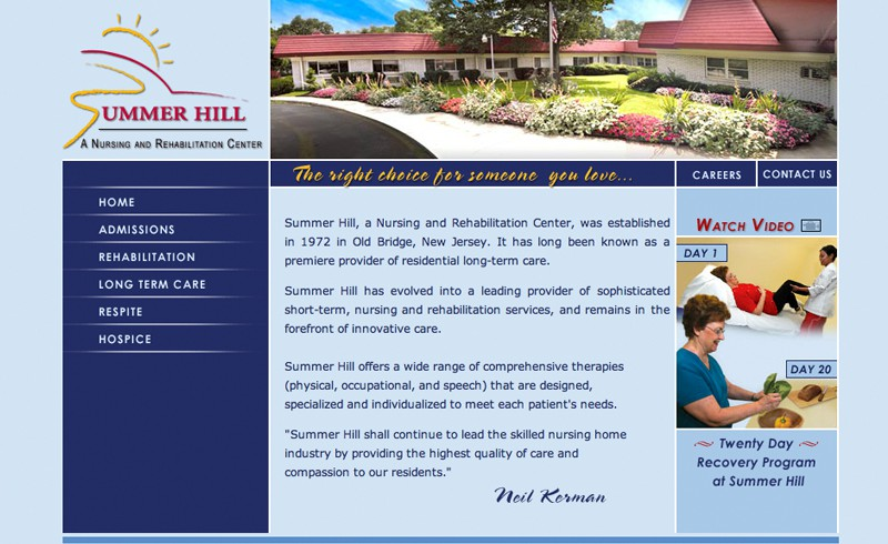 Summer Hill Nursing & Rehab