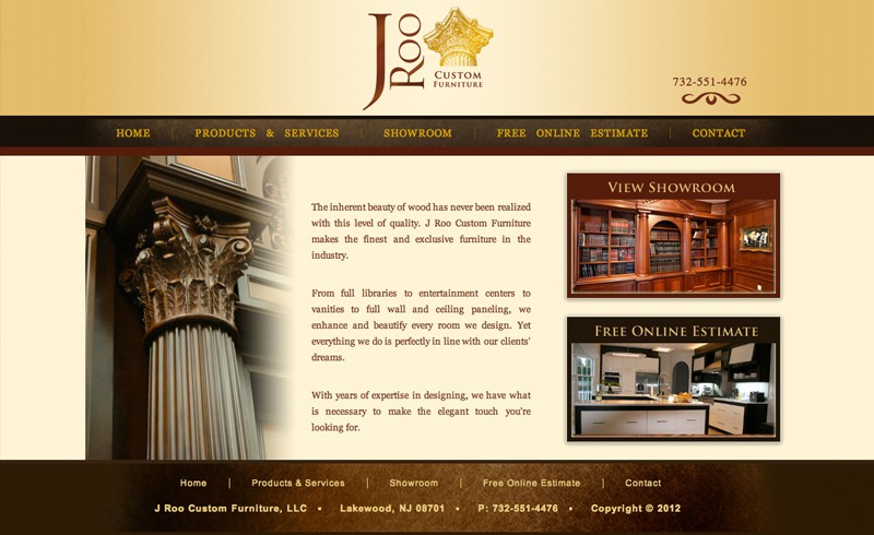 Jroo Custom Furniture