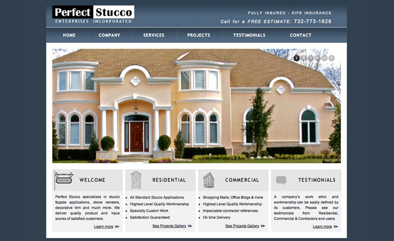 Perfect Stucco